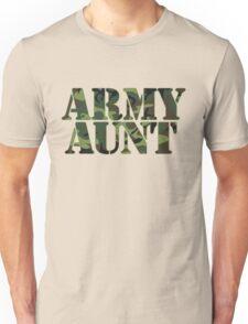 Army AUNT Unisex T-Shirt