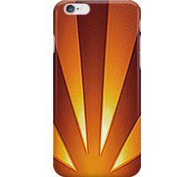 SHADOWS AND REFLECTIONS iPhone Case/Skin