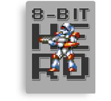 Turrican - 8-Bit Hero Canvas Print