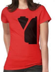 Y Womens Fitted T-Shirt