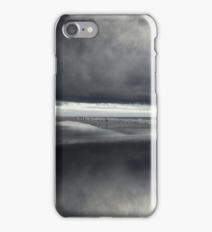 Being there iPhone Case/Skin