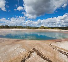 Turquoise Pool by daysray