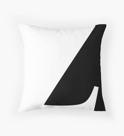 Z Throw Pillow