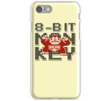 Donkey Kong - 8-Bit Monkey iPhone Case/Skin