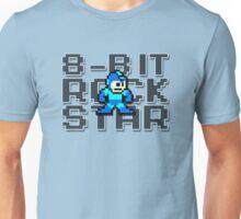 Megaman - 8-Bit Rockstar Unisex T-Shirt