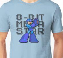 Megaman - 8-Bit Megastar (Alternate) Unisex T-Shirt