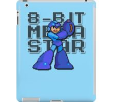 Megaman - 8-Bit Megastar (Alternate) iPad Case/Skin