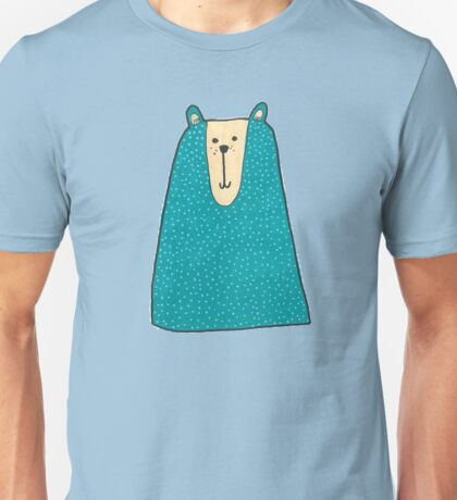 Blue Bear Unisex T-Shirt