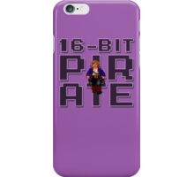 Guybrush - 16-Bit Pirate iPhone Case/Skin
