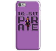 Guybrush - 16-Bit Pirate iPhone Case/Skin