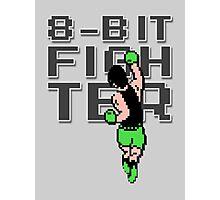 Little Mac - 8-Bit Fighter Photographic Print