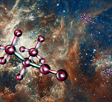 Iso-propyl Cyanide at the Tarantula Nebula by Dennis Melling
