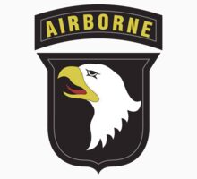 101st Airborne - Cell Phone Case - T-Shirt - Tote Bag - Pillow... Kids Clothes