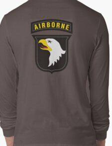 101st Airborne - Cell Phone Case - T-Shirt - Tote Bag - Pillow... Long Sleeve T-Shirt
