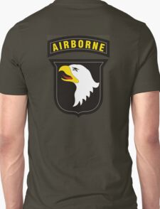 101st Airborne - Cell Phone Case - T-Shirt - Tote Bag - Pillow... T-Shirt