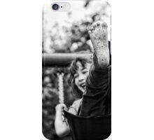 Swing Time iPhone Case/Skin