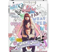 Karen and The Babes iPad Case/Skin