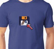 Amiga Icon and Pointer Unisex T-Shirt