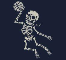 Skeleton dunk tee by yamako