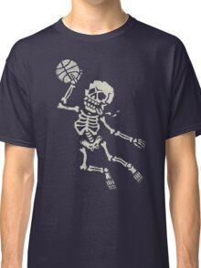 Skeleton dunk tee Classic T-Shirt