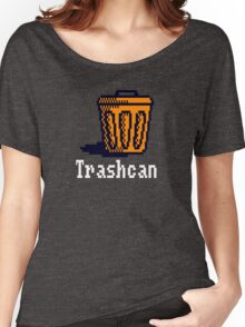 Amiga Trashcan Women's Relaxed Fit T-Shirt