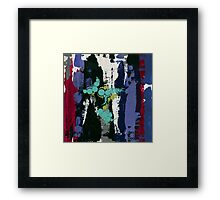 You know I have from the start Framed Print