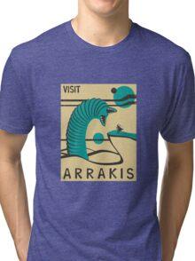 Visit Arrakis Tri-blend T-Shirt