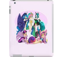 My Little Pin Up- Royal Ladies iPad Case/Skin