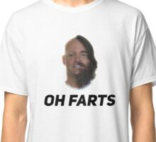 Oh farts. The Last Man On Earth Classic T-Shirt