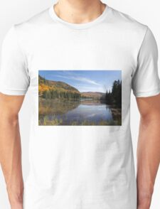Fall colours in Canada Unisex T-Shirt