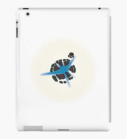 The Shattered World Design 2 iPad Case/Skin