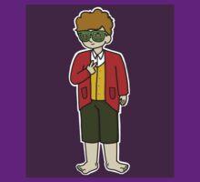 Bilbo Swaggins (purple) T-Shirt