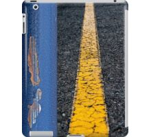 Down the Middle iPad Case/Skin
