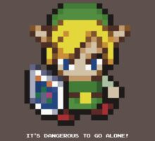 Link Sprite (Zelda) Kids Clothes