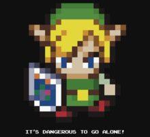 Link Sprite (Zelda) by CheatCode