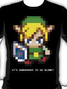 Link Sprite (Zelda) T-Shirt