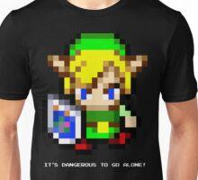 Link Sprite (Zelda) Unisex T-Shirt