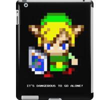 Link Sprite (Zelda) iPad Case/Skin