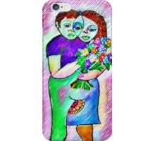 Invention of Love II iPhone Case/Skin