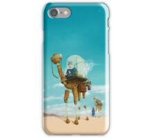 Habu sandreaders iPhone Case/Skin