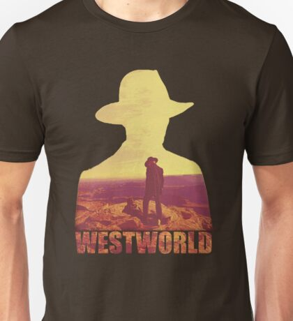 Westworld MIB Unisex T-Shirt