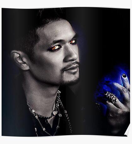 Magnus Bane S2 Poster