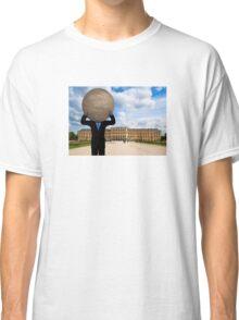 Full Moon Over Vienna Classic T-Shirt