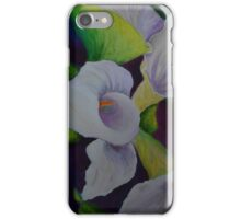 Callas That Were a Gift, No. 2 iPhone Case/Skin