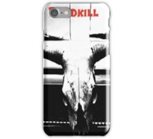 Roadkill Sinister Skull Phone Skin (XL) iPhone Case/Skin