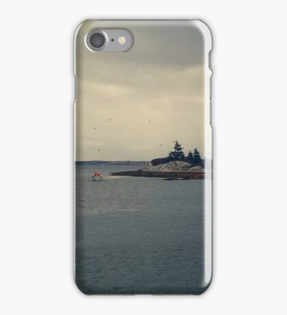 Nova Scotia, Canada iPhone Case/Skin