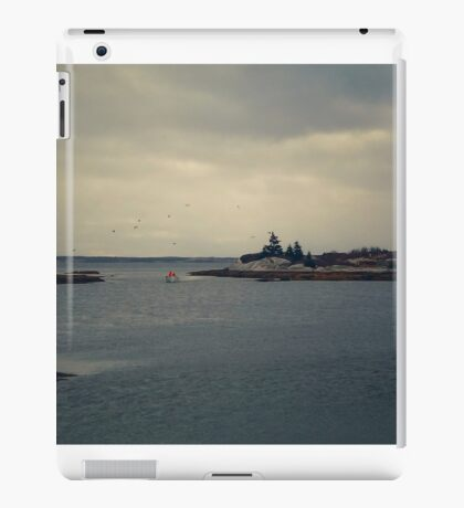 Nova Scotia, Canada iPad Case/Skin
