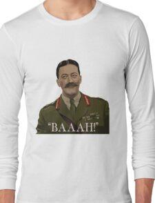 Blackadder - General Melchett Long Sleeve T-Shirt