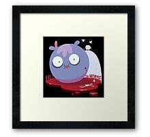 Kill the Horse Framed Print