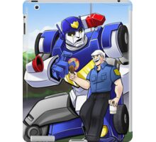 Chase and Chief Burns iPad Case/Skin